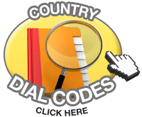 Country Dial Code Search
