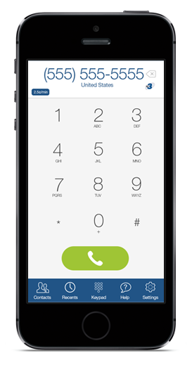 TEL3 iPhone app | Free app for cheap international calls